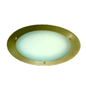 Brushed Brass Flush 540-34BB