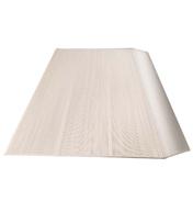 CAROL White Cord Square Shade
