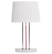 Kenton Chrome Table Lamp