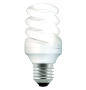 Energy Saving Compact Spiral Lamps